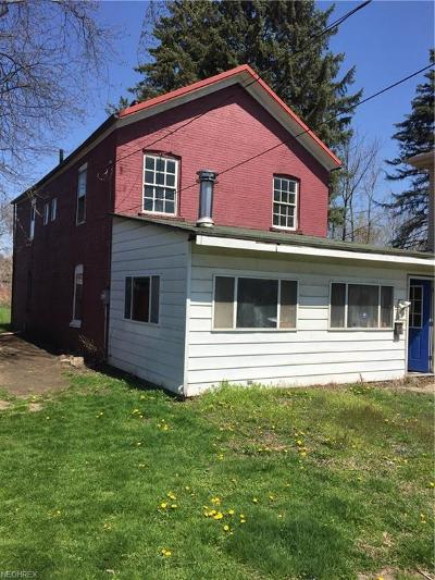 Massillon Single Family Home For Sale: 418 Water Ave Northwest