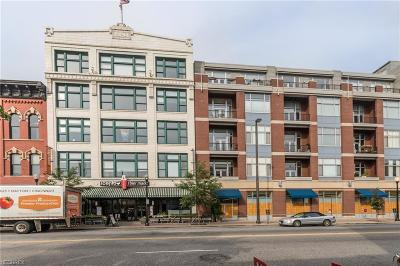 Cleveland Condo/Townhouse For Sale: 1951 West 26th St #310