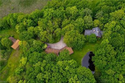 Chardon Single Family Home For Sale: 13715 Clover Lake Dr
