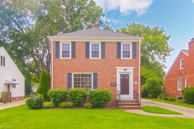 Fairview Park Single Family Home For Sale: 4266 West 215th St