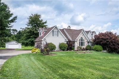 Geauga County Single Family Home For Sale: 12070 Marydale Dr