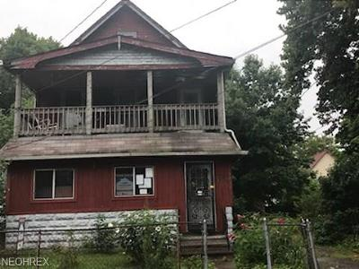 Cleveland Single Family Home For Sale: 7606 Aberdeen Ave