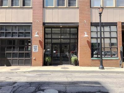 Cleveland Condo/Townhouse For Sale: 1260 West 4th St #403