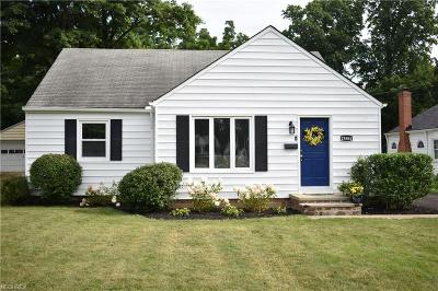 Westlake Single Family Home For Sale: 23884 Smith Ave