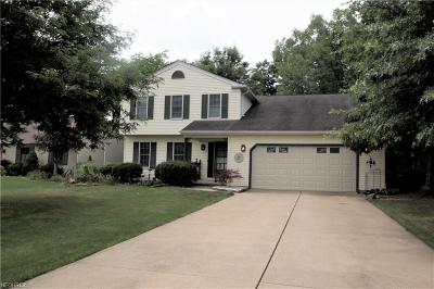 Single Family Home For Sale: 4652 Ledgewood Dr