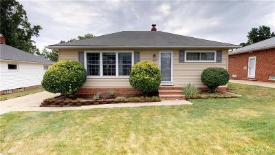 Single Family Home Pending: 1853 Empire Rd