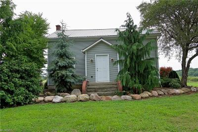 Ashtabula County Single Family Home For Sale: 4280 State Route 534