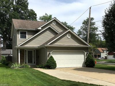 Single Family Home For Sale: 6123 Decker Rd