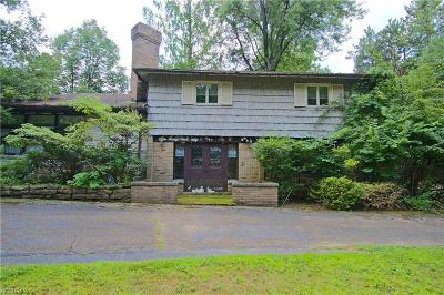 Chesterland Single Family Home For Sale: 9101 Sherman Rd