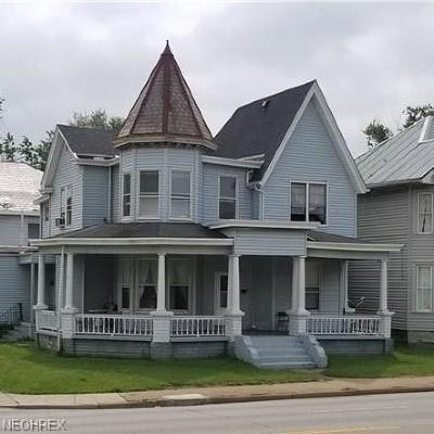 Zanesville Commercial For Sale: 1330 Maple Ave