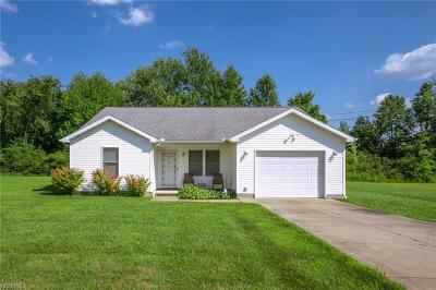 Single Family Home For Sale: 11718 Jennings Rd Northeast