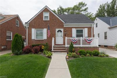Single Family Home For Sale: 4526 West 157th St