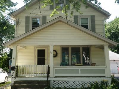 Kent Single Family Home For Sale: 981 West Main St