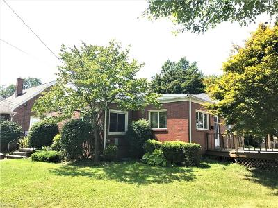 Hubbard Single Family Home For Sale: 326 Princeton Ave