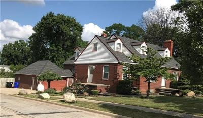 Brook Park Single Family Home For Sale: 5862 West 130th St