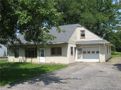 Columbia Station Single Family Home For Sale: 26816 Royalton Rd