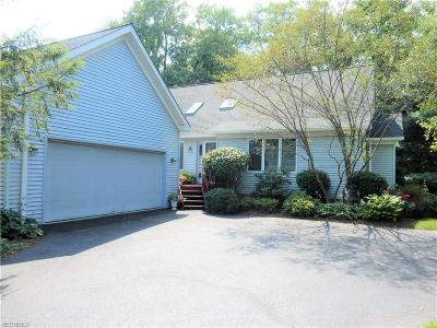 Geauga County Condo/Townhouse For Sale: 635 Blue Spruce Trl