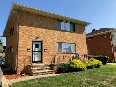Parma Heights Multi Family Home For Sale: 10076 Independence Blvd