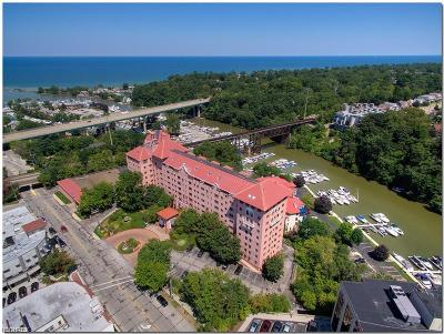 Rocky River Condo/Townhouse For Sale: 19000 Lake Rd #5427