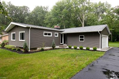 Willoughby Hills Single Family Home For Sale: 33953 White Rd