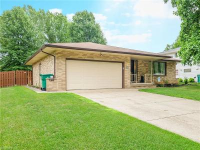 Seven Hills Single Family Home For Sale: 6151 Meadview Dr