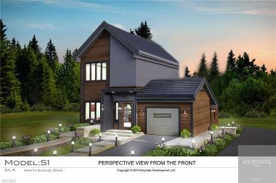 Garfield Heights Single Family Home For Sale: Vl 2 Granger Ave