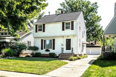 Single Family Home Sold: 4109 West 158th St