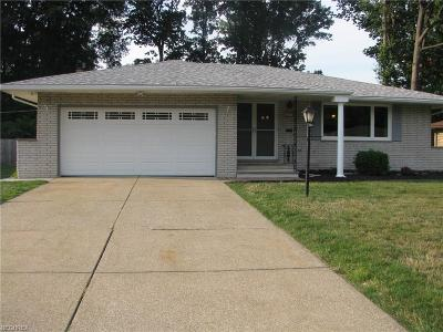 Seven Hills Single Family Home For Sale: 885 East Meadowlawn Blvd