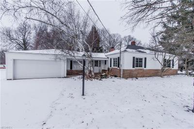 Poland Single Family Home For Sale: 3050 Highland Ave