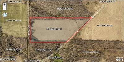 Rock Creek Residential Lots & Land For Sale: Footville Richmond Rd