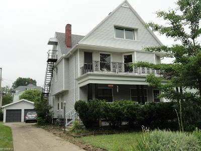 Cleveland Multi Family Home For Sale: 1298 West 111th St