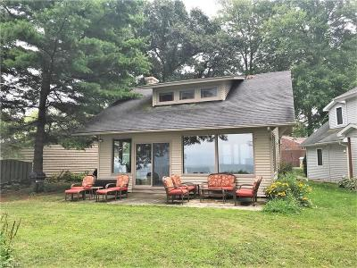 Saybrook Single Family Home For Sale: 3331 Lake State Rd 531 Rd