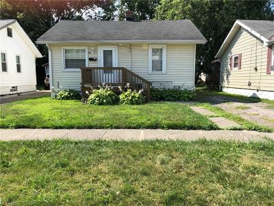 Fairport Harbor Single Family Home For Sale: 516 Courtland St