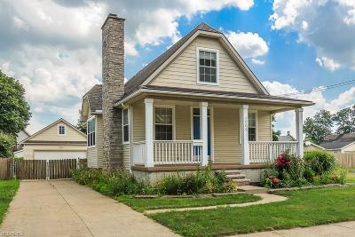 Cleveland Single Family Home For Sale: 2209 West 20th St