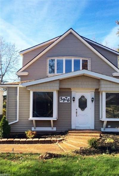 Cleveland Single Family Home For Sale: 3976 Rocky River Dr