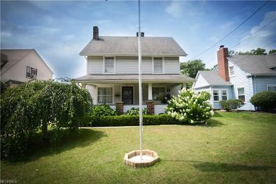 Poland Single Family Home For Sale: 323 North Main St