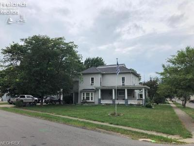 Huron County Single Family Home For Sale: 39 State Street