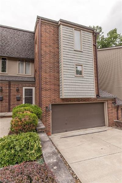 Brecksville Condo/Townhouse For Sale: 6935 West Fitzwater Rd