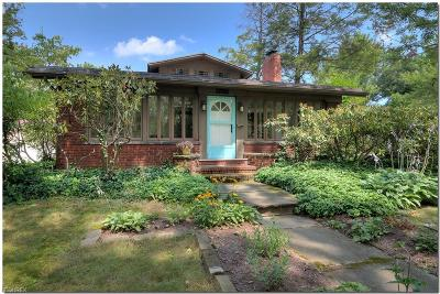 Cleveland Heights Single Family Home For Sale: 3027 Corydon Rd