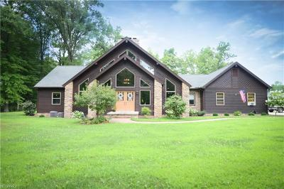 Single Family Home For Sale: 9811 Wagner Rd