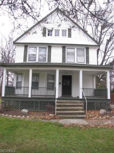 South Euclid Single Family Home For Sale: 1796 South Green Rd