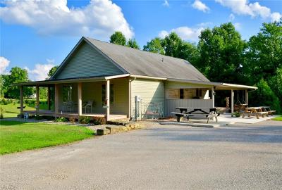 Single Family Home For Sale: 10775 Oak Grove Rd