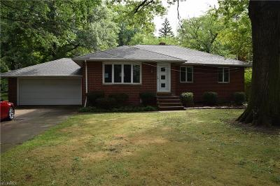 Middleburg Heights Single Family Home For Sale: 6801 Smith Rd