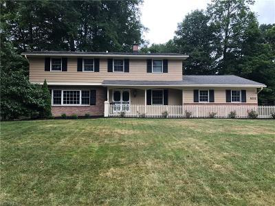 Boardman Single Family Home For Sale: 8032 Glenwood Ave