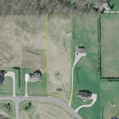 Medina Residential Lots & Land For Sale: Hickory Creek Dr