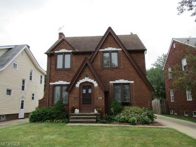 Cleveland Single Family Home For Sale: 17313 Laverne Ave