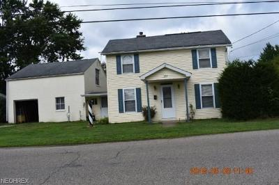 Belpre Single Family Home For Sale: 729 Sycamore St