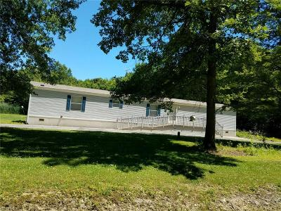Single Family Home For Sale: 10175 Oyster Rd