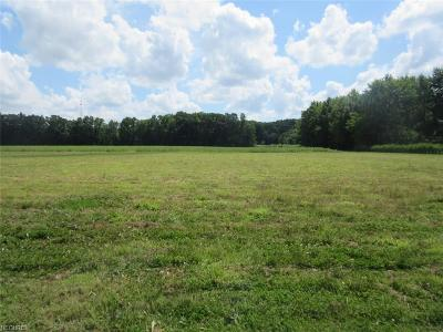 Columbia Station Residential Lots & Land For Sale: S/L Folley Road