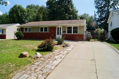 Lorain Single Family Home For Sale: 2448 Packard Dr